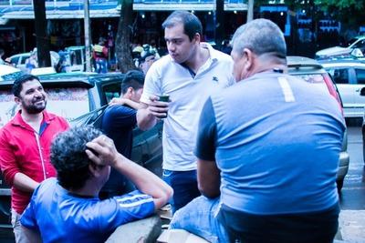 Prieto apuesta a la reinvención del microcentro de Ciudad del Este