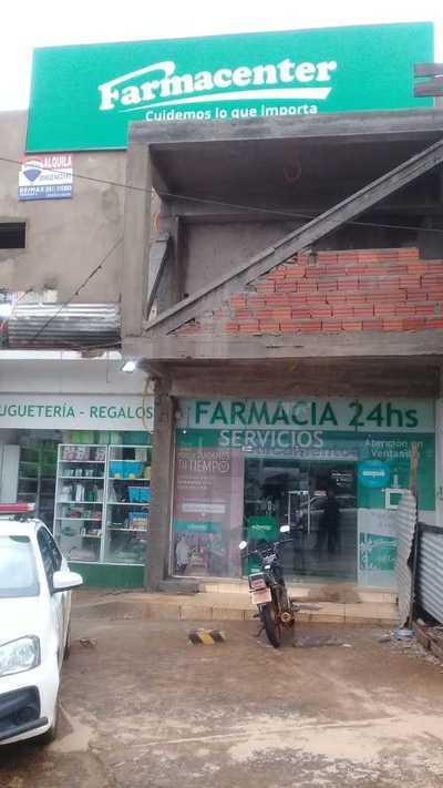 Asaltan una vez más local de conocida cadena de farmacias