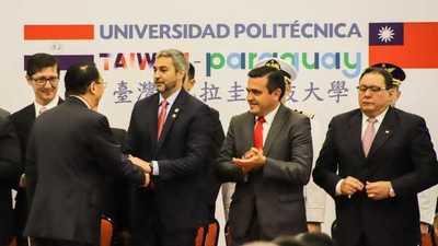 Presidente afirma que universidad Taiwán-Paraguay impactará en la transformación educativa