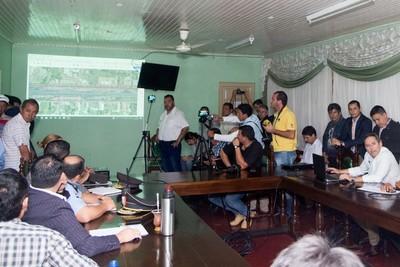 Vendedores serán reubicados para continuar con obras de la Ruta VII