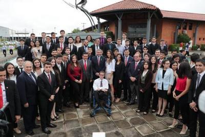 Con más de 100 alumnos arranca la primera promoción de la Universidad Politécnica Taiwán – Paraguay