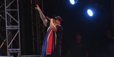 HOY / Daddy Yankee hizo vibrar a la Nueva Olla
