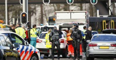 Un muerto en un tiroteo en un tranvía de la ciudad neerlandesa de Utrecht