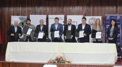 Firman convenio para utilizar nuevo sistema de trazabilidad en sector cárnico
