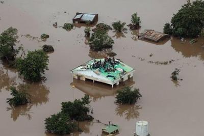 Un ciclón arrasó una ciudad en Mozambique: habría más de 1.000 muertos