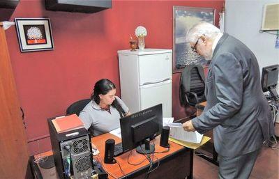 Alto Paraná: Gobernación denuncia pagos irregulares de obras