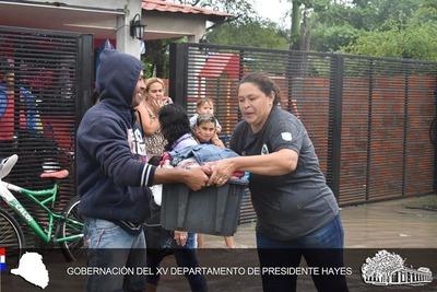 Declaración de Emergencia en Presidente Hayes tras inundaciones y miles de damnificados