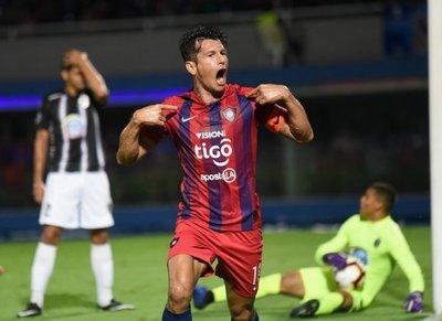 El golazo de Haedo, elegido el mejor de la semana en la Libertadores