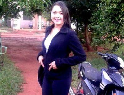 Canindeyú: encuentran celular perdido de víctima de feminicidio