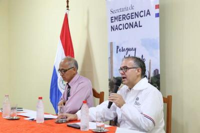 Instituciones del Ejecutivo integran Centro de Información sobre damnificados por temporal