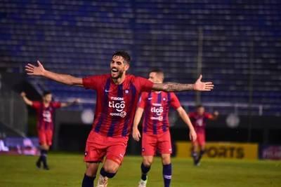 Cerro Porteño imparable, goleó 7 a 2 a Sol de América