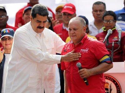 """Cabello confirma 2 muertes por """"impacto directo"""" de apagón"""