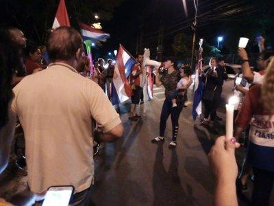 """""""ANDE no anda"""", protestaron usuarios – Prensa 5"""