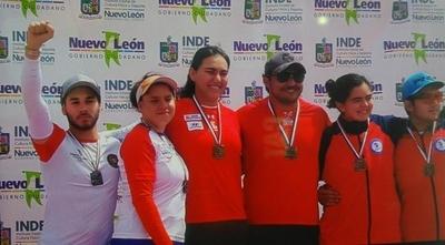 HOY / Dupla paraguaya trae medalla de plata del Grand Prix de México