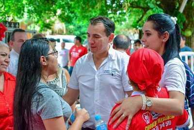 Wilberto Cabañas desmiente pacto con otros precandidatos