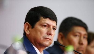HOY / El presidente de la Federación Peruana está implicado en reventa de entradas