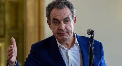 Confirman la visita del expresidente español Zapatero a Venezuela