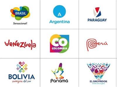 Diseñador defiende su logo ganador de la marca país