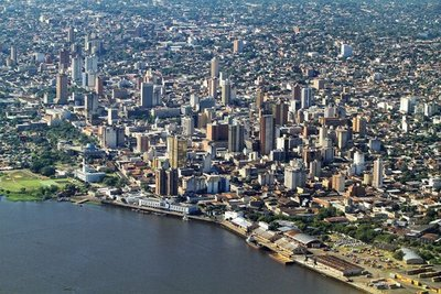 Advierten que el río Paraguay alcanzaría 4,25 m de altura en abril