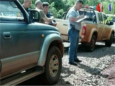 Hallan restos de una persona dentro de dos valijas en Yguazú
