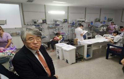 Hospital San Pablo: a mediados de mayo estará en funcionamiento al 100%