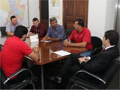 Presentan pedido de intervención de Maracaná a Interior