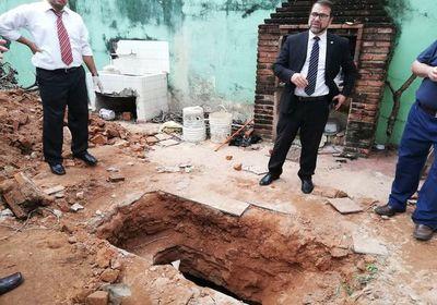 Investigarán si bóveda fue centro de torturas durante la dictadura