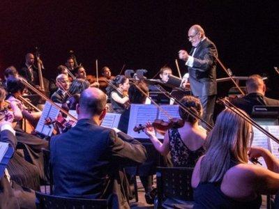 Repertorio popular suena con la Sinfónica Nacional y Francis Leonor
