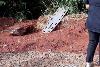 Buscan más pistas sobre el autor del crimen en Yguazú