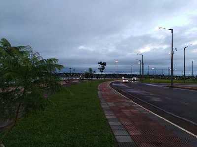 Prevén nuevamente lluvias en el territorio nacional