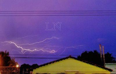 Miércoles con lluvias y tormentas
