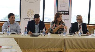 Comisión de Parlamento Abierto analizó el índice de transparencia legislativa