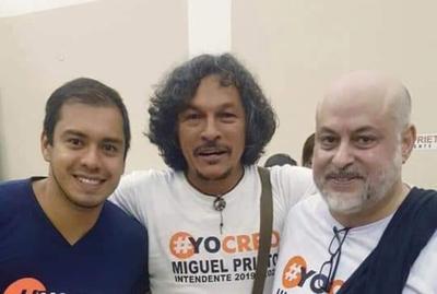 Prieto perderá votos con la adhesión de Payo y Mbururú