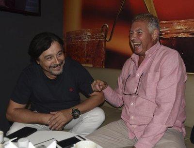 Excombatientes argentino y británico se reencuentran tras 37 años