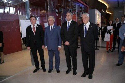 Reunión en Argentina pro-Mundial 2030