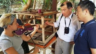 HOY / Canales de TV japoneses realizarán documental sobre Paraguay