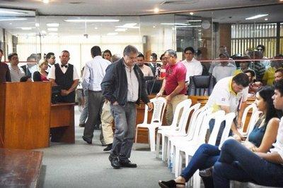 """Uber y MUV: concejales no se dejarán """"presionar"""" por taxistas"""