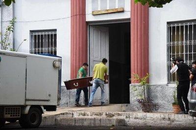 Mujer descuartizada falleció por asfixia