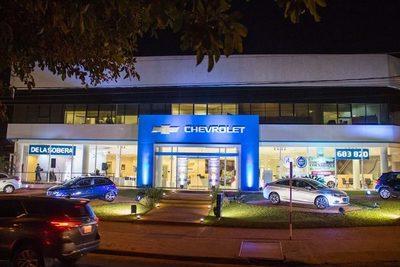 De La Sobera la red más grande de Chevrolet en Paraguay
