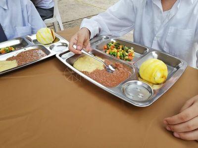 En Central, 181.000 niños y niñas se beneficiarán con almuerzo escolar