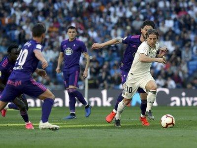 Modric premiado como mejor deportista de 2018