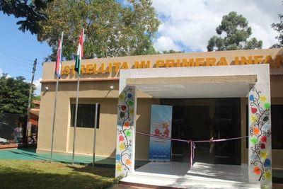 Inauguran Centro Integral de la Primera Infancia en Ybycuí