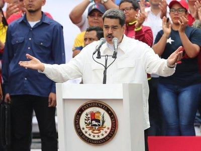 Maduro dice que Rusia enviará medicinas a Venezuela la próxima semana