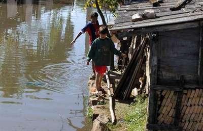 Ascienden a 5.488 las familias afectadas por las inundaciones