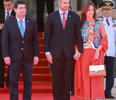 Marito desautoriza a vicepresidente y advierte  a quienes usen bienes públicos para las internas