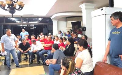 Vicepresidente pide usar Itaipú a favor del precandidato Cabañas