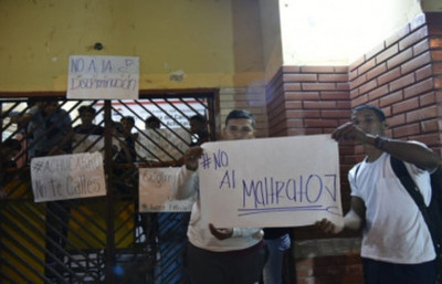 Logran objetivos tras toma de colegio en Lambaré