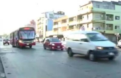 Comienzan los operativos de desvíos por marcha campesina