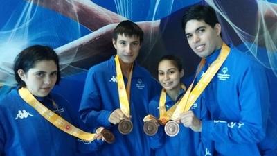 HOY / Paraguayos vuelven de Abu Dhabi con 27 medallas