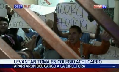 Destituyen a directora denunciada por maltratar a alumnos